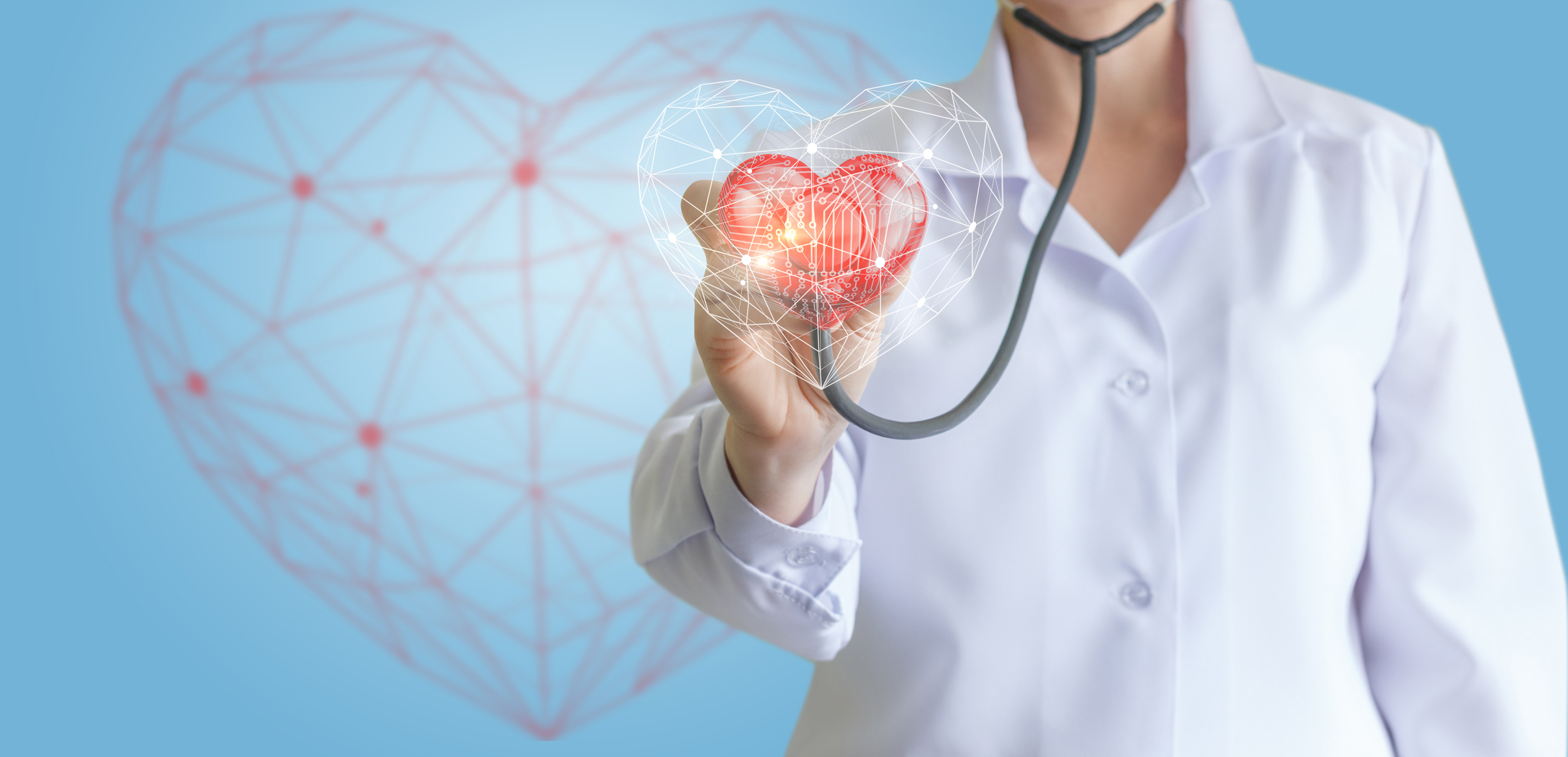 Modern of diagnostics of the heart.